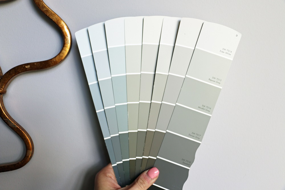 Grey Paint Colors 1