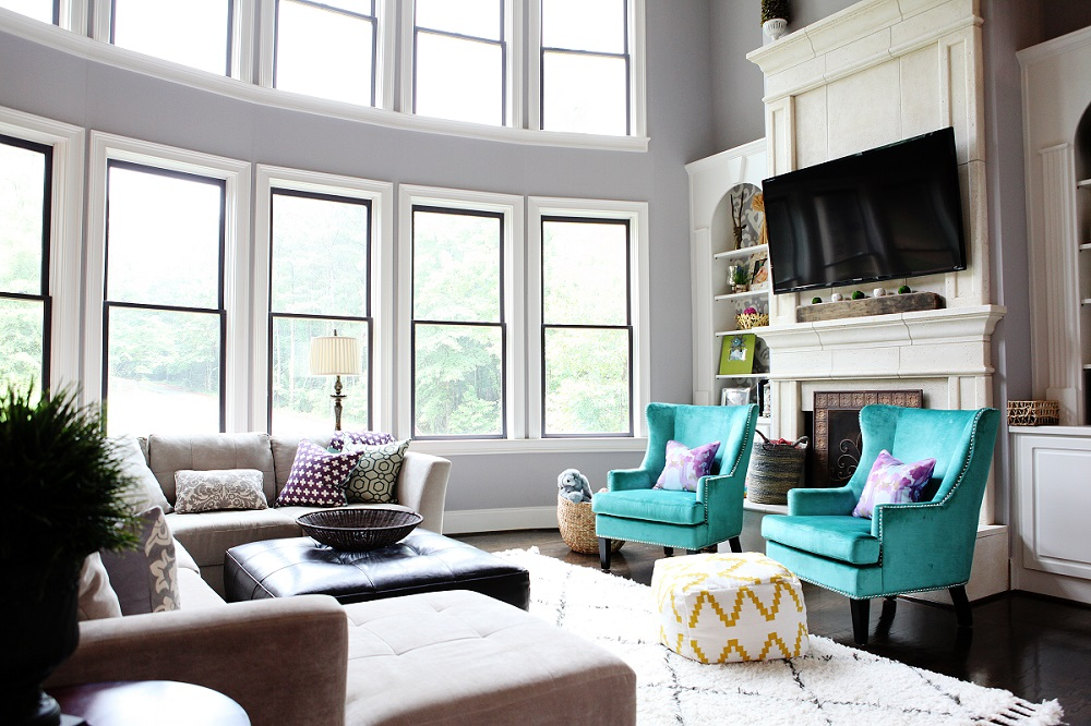 Den sherwin williams living room ideas modern home for Sherwin williams living room ideas