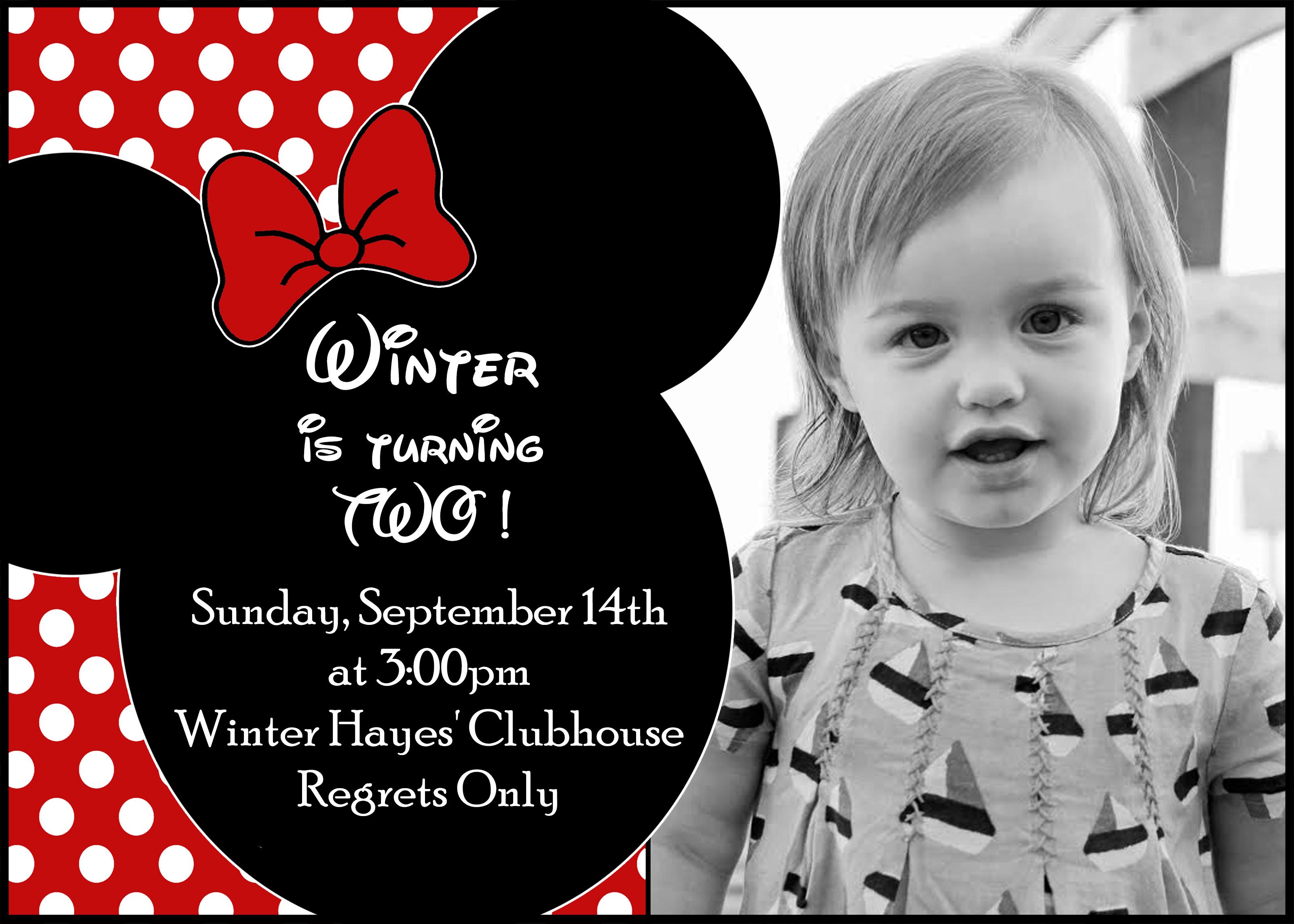 Winter's Invite
