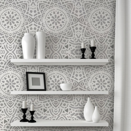 Wall-Lace-Decorative-Stencil-Madalyn-Allover-Reusable-for-DIY-Wall-Decor