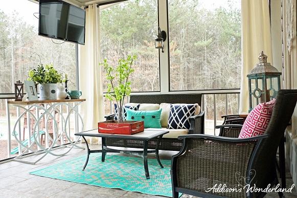 Back Porch 6L