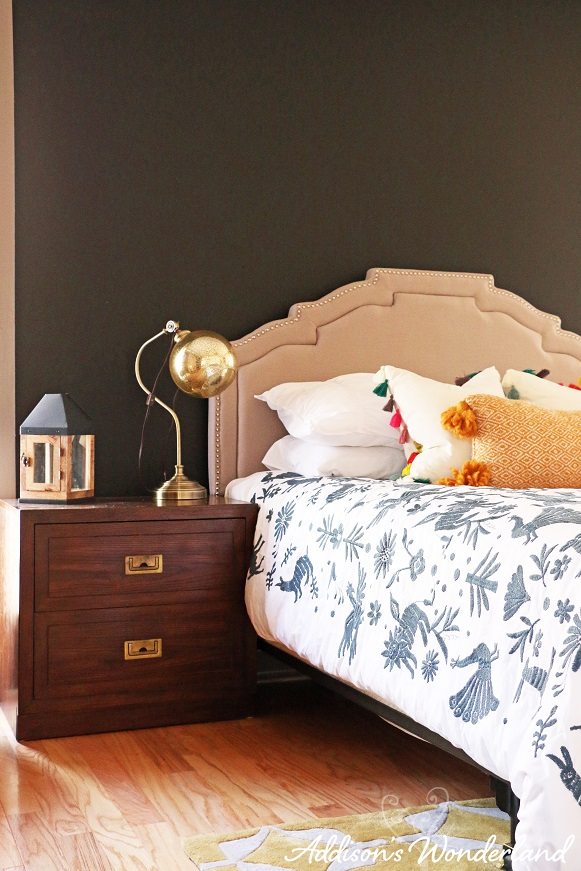 Eclectic Chic Master Bedroom