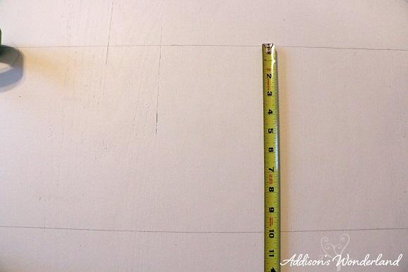 Painted Stripes Hardwood Floors 10