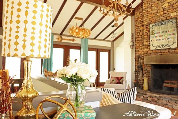 Cabin Living Room 11L