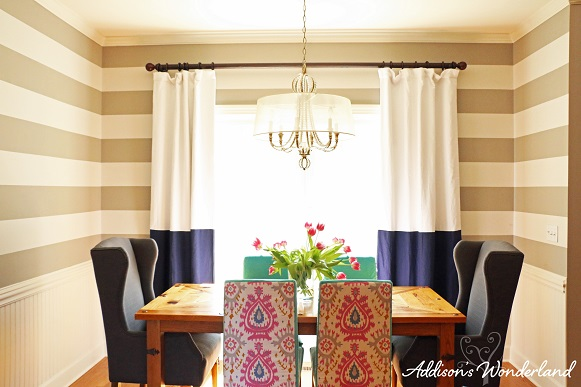 Chic Breakfast Room Design 2L