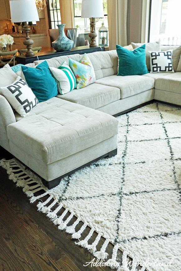 Living Room Rug 1L