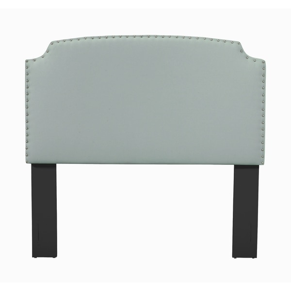 Grosvenor Dusty Aqua Headboard-Bench Collection