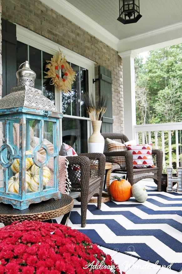 Fall Front Porch 10L