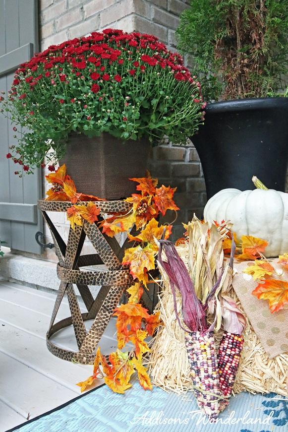 Fall Front Porch 4L