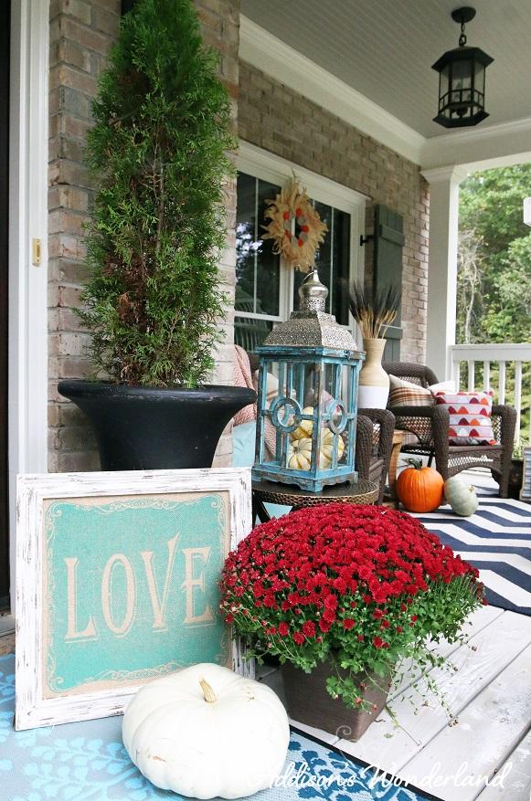 Fall Front Porch 6L