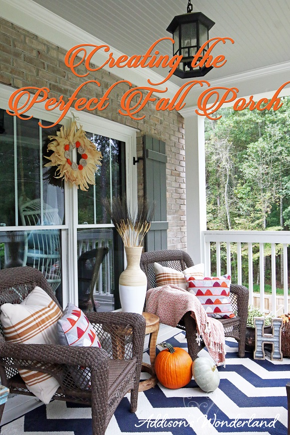 Fall Front Porch TextL