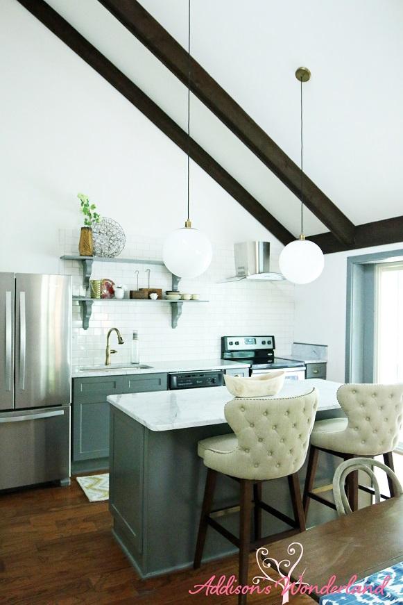 Our First Flip Kitchen Reveal Addison S Wonderland