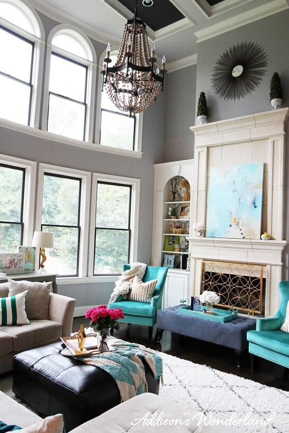 my dream living room addison 39 s wonderland