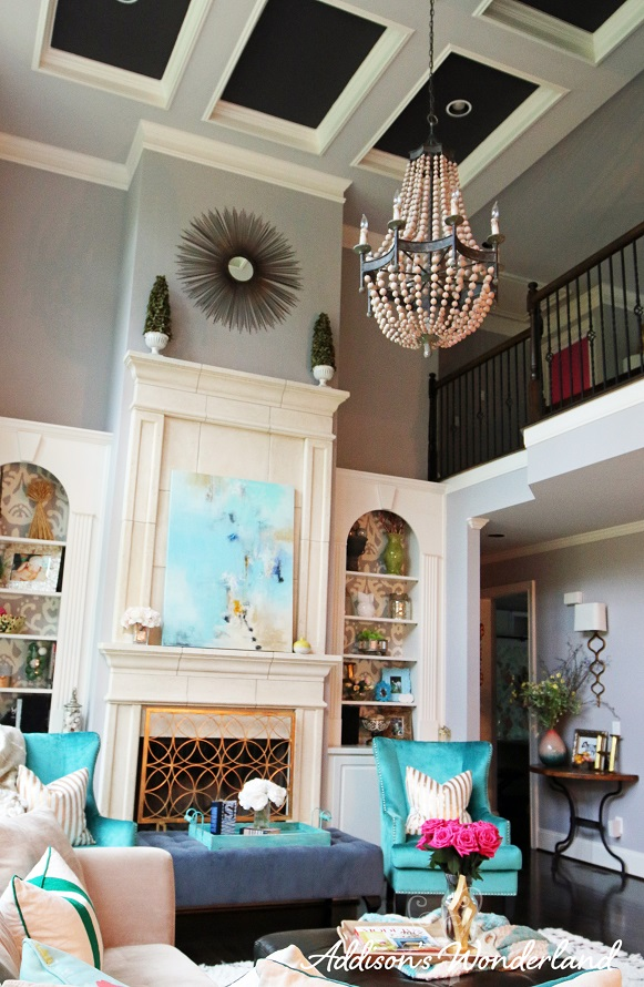My Dream Living Room - Addison\'s Wonderland