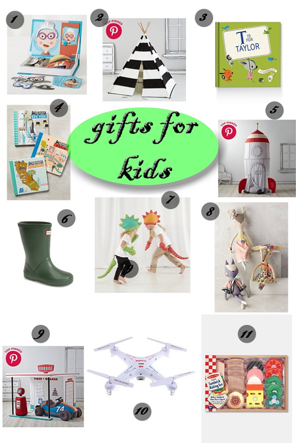 Holiday Gift Guide Kids
