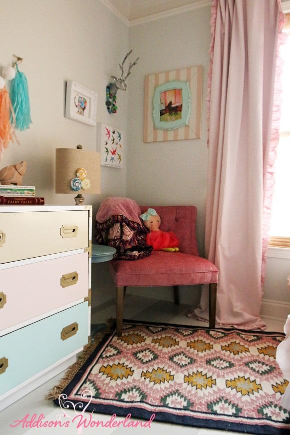 Winter's Big Girl Room 13L