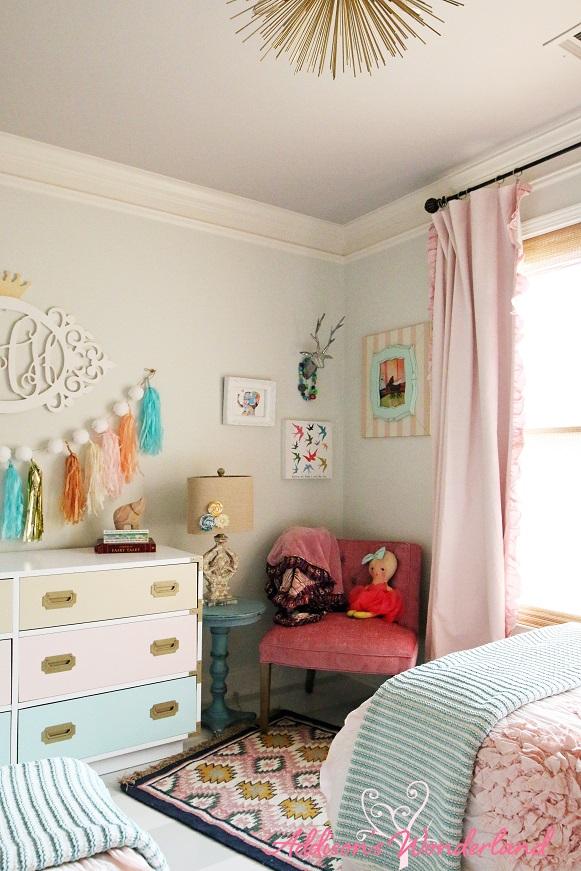 Winter's Big Girl Room 8L