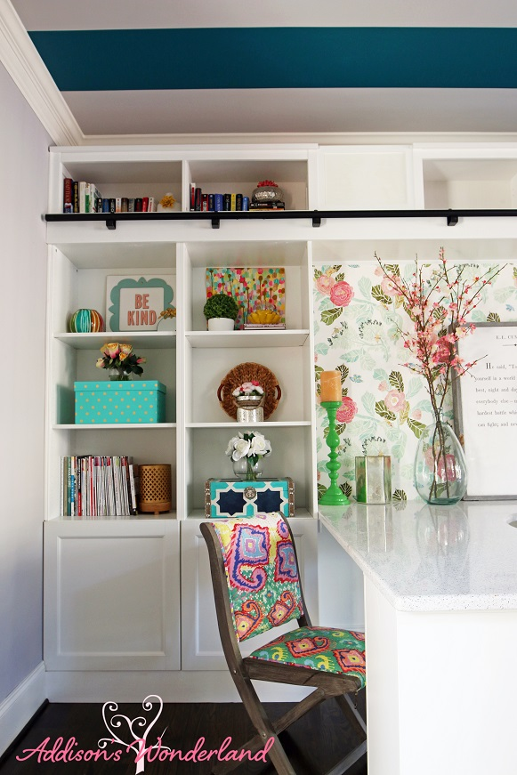 Colorful Chic Home Office 14L