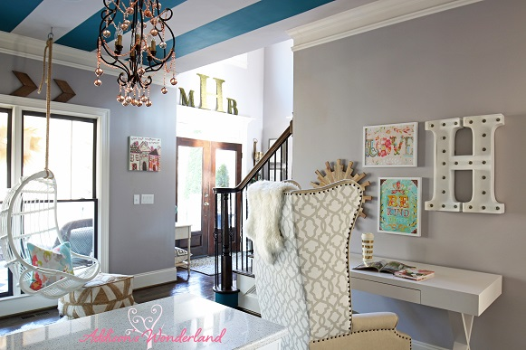 Colorful Chic Home Office 17L
