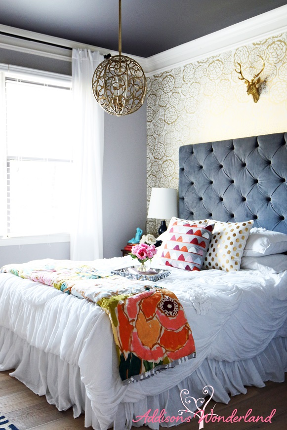 Hotel Chic Guest Room Reveal
