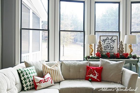 Holiday Christmas Home Tour 12L