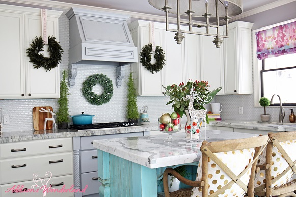 Holiday Christmas Home Tour 16L