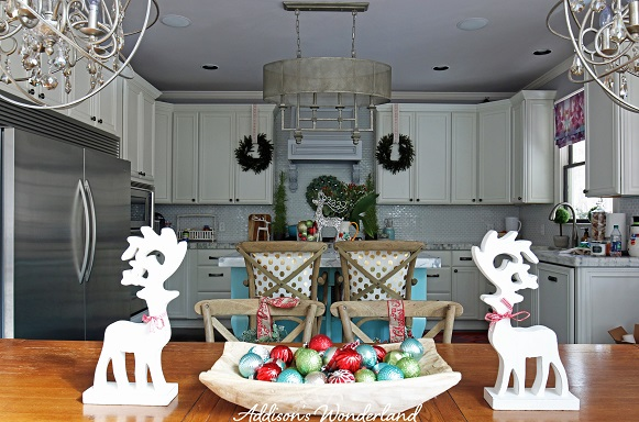 Holiday Christmas Home Tour 18L