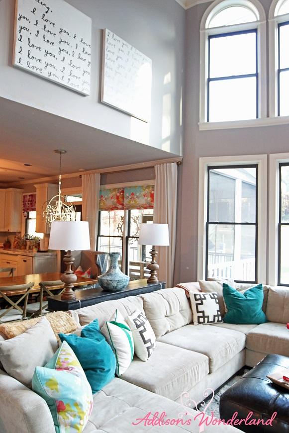 Living Room Reveal 14L