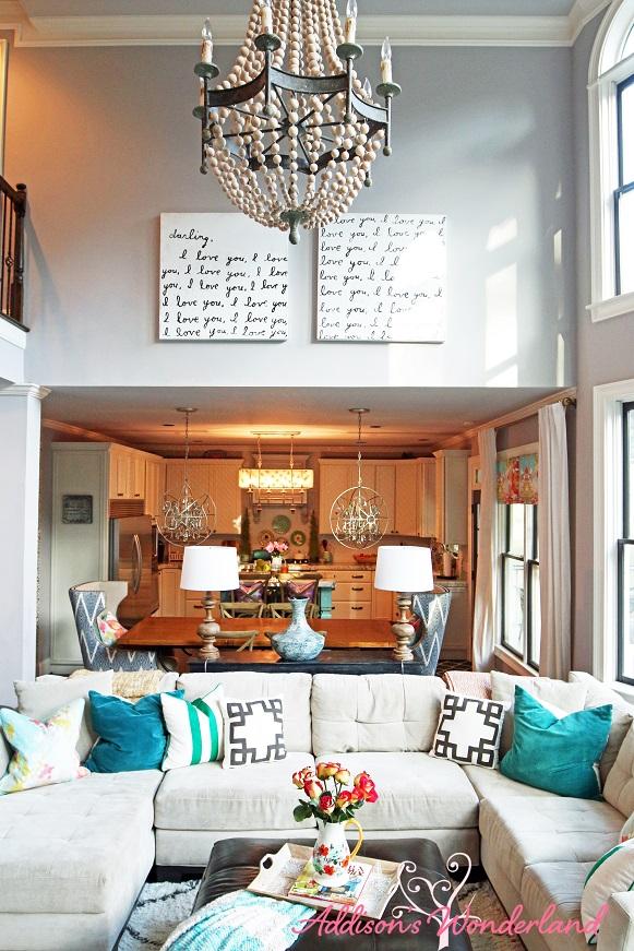 Living Room Reveal 8L