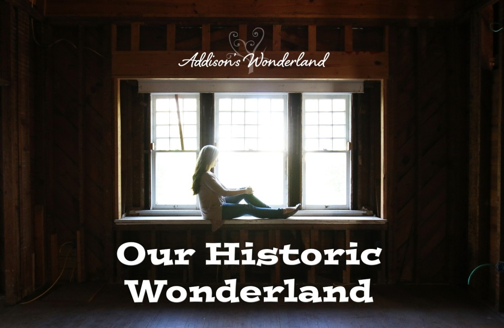 Our Historic Wonderland