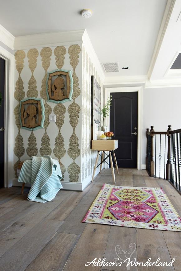 Upstairs Hallway 2L