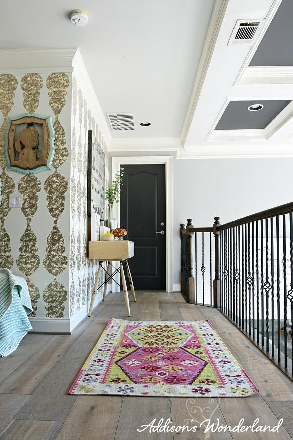 Upstairs Hallway 6L