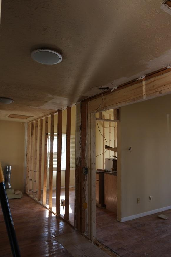 Lakehouse Flip Bedroom