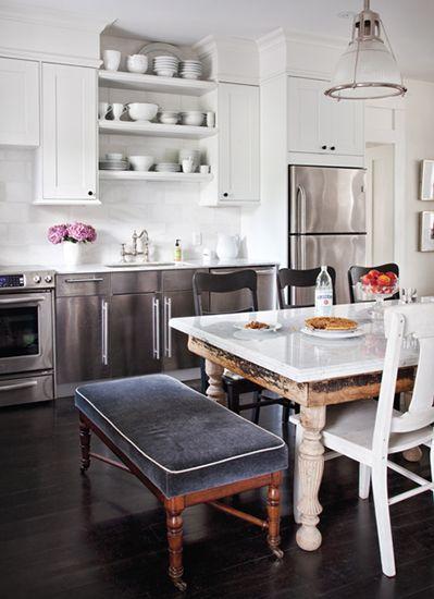 Lakehouse Kitchen Inspiration 1