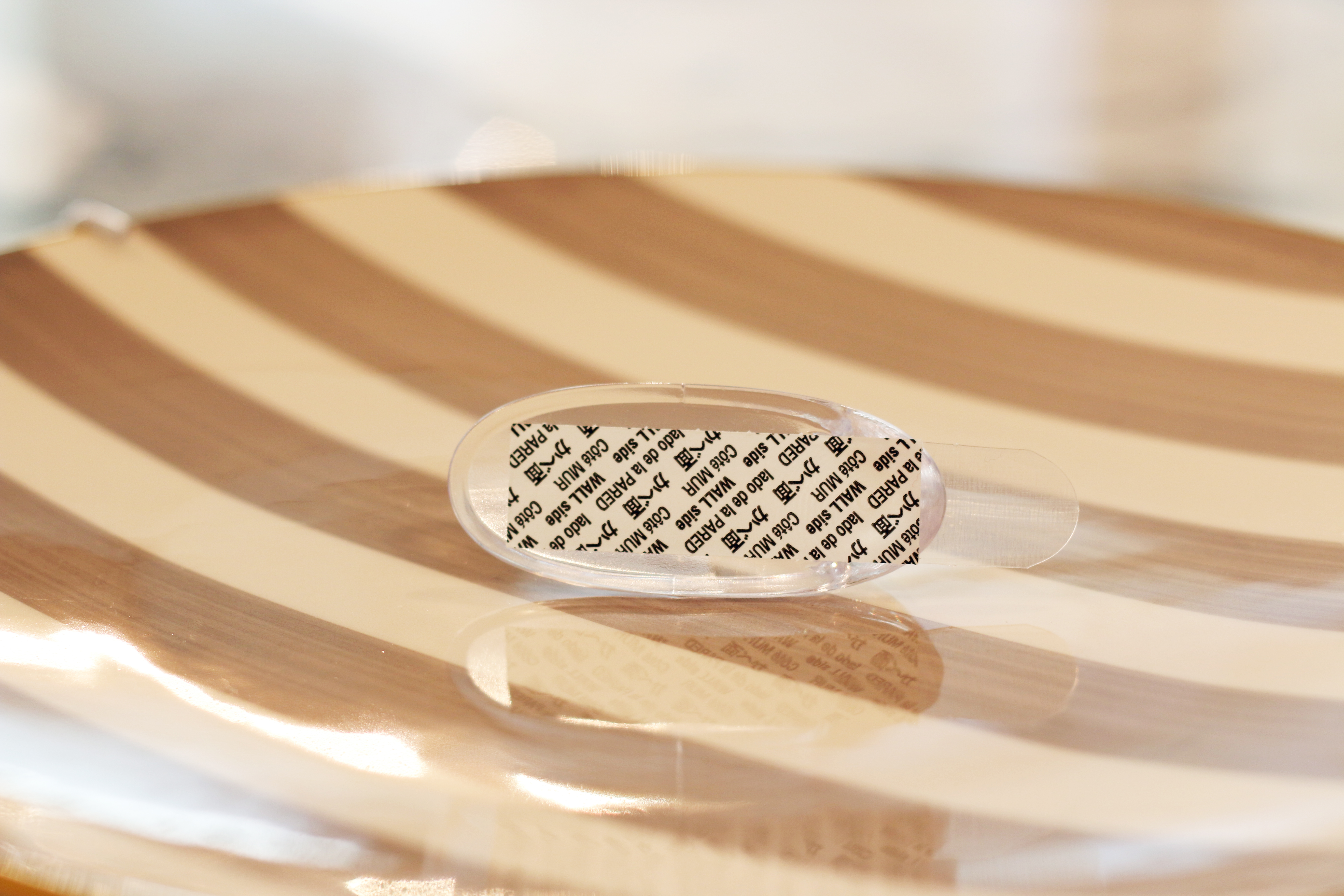 How to Hang Plates on Kitchen Backsplash 6