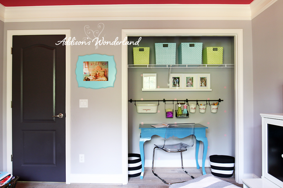 Closet Desk Nook 11 & Closet Desk Nook 11 - Addison\u0027s Wonderland