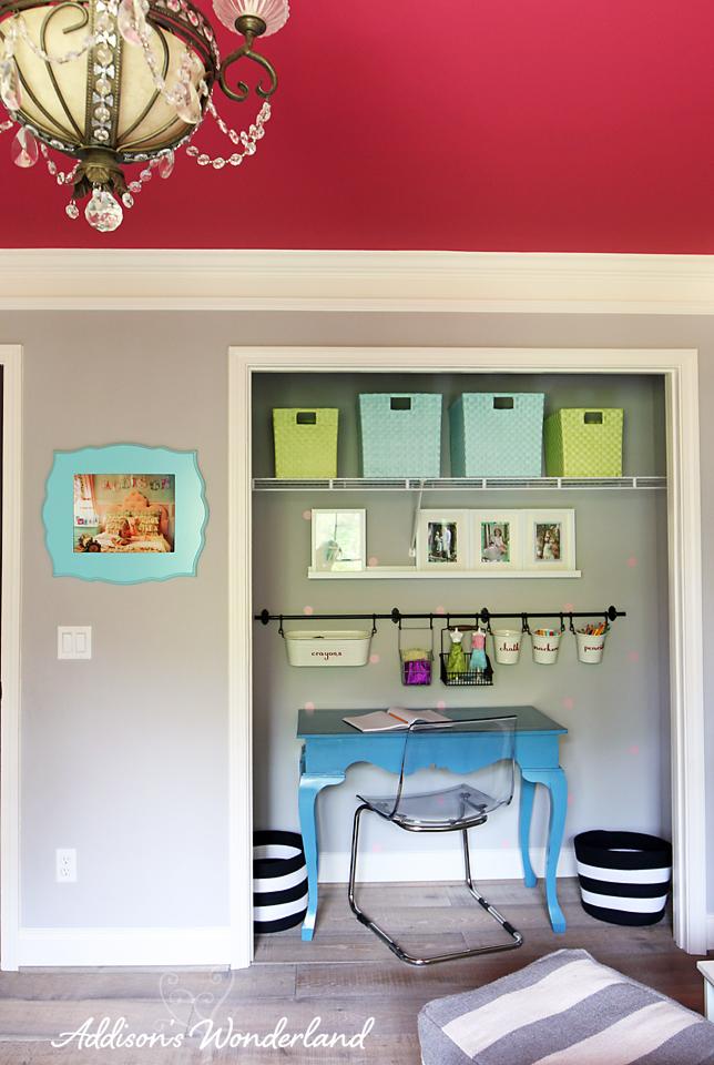 Closet Desk Nook 12