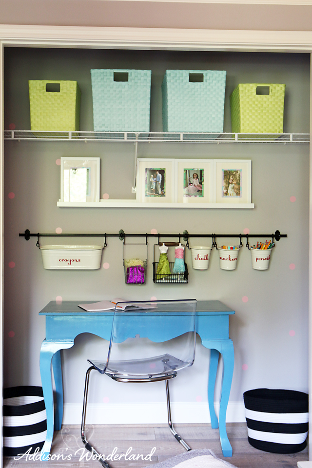 Closet Desk Nook 13 & Closet Desk Nook 13 - Addison\u0027s Wonderland
