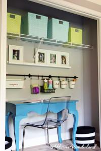 closet desk nook 14