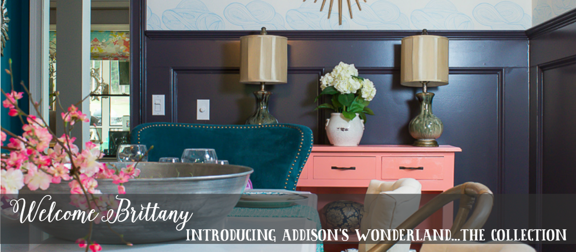 My Painted Fox Home Collection Addisons Wonderland - Painted fox home