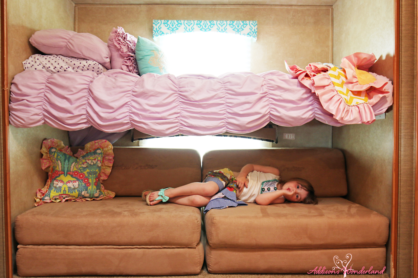 Camper Makeover Camping With Kids 15