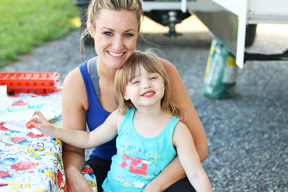 Camper Makeover Camping With Kids 43