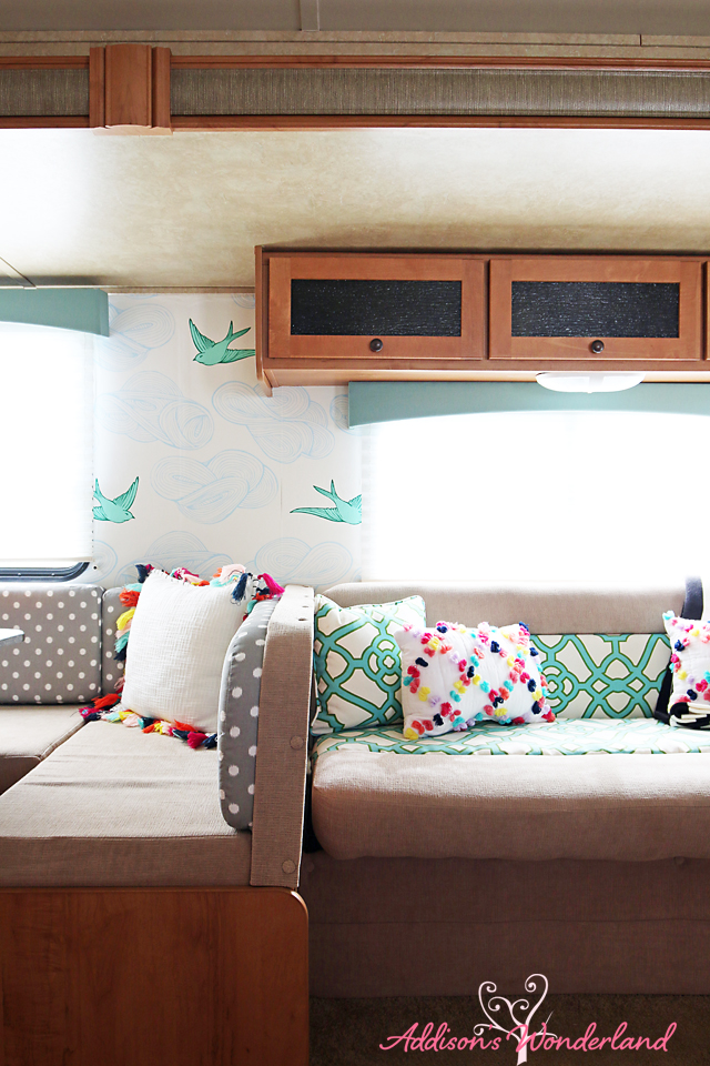Camper Makeover Camping With Kids 6
