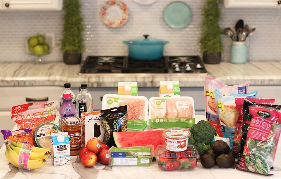 Healthy Food Meal Ideas 1