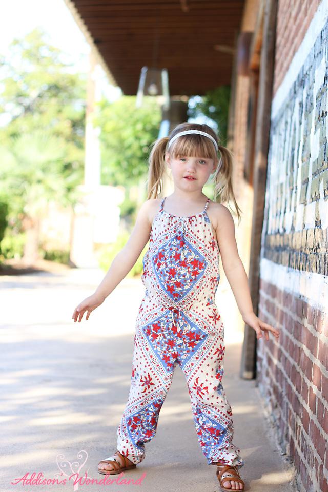 Nordstrom Kidswear Romper June 18