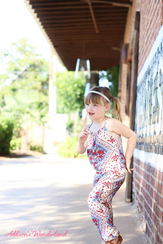 Nordstrom Kidswear Romper June 19