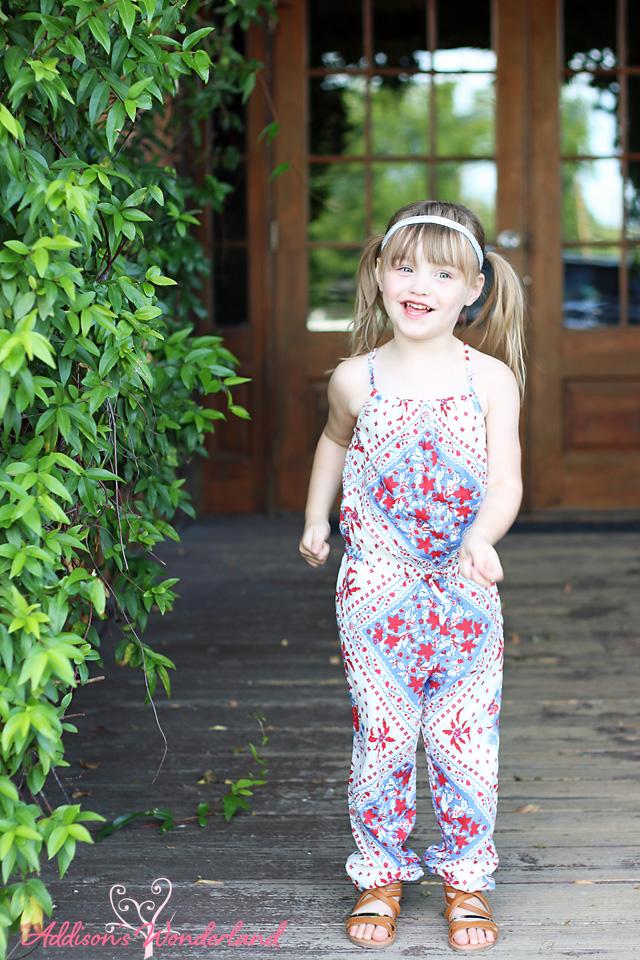 Nordstrom Kidswear Romper June 2