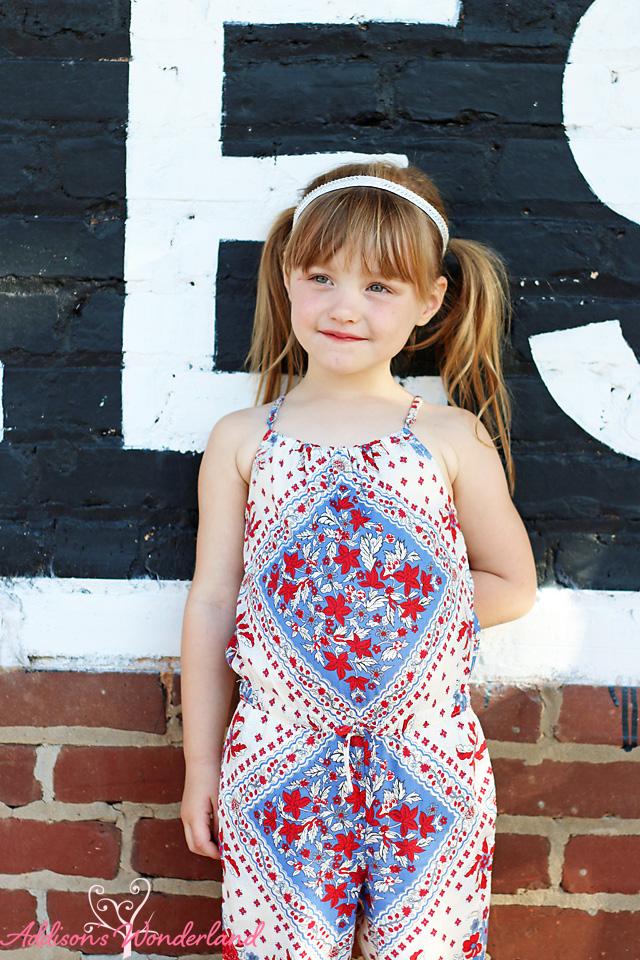 Nordstrom Kidswear Romper June 6
