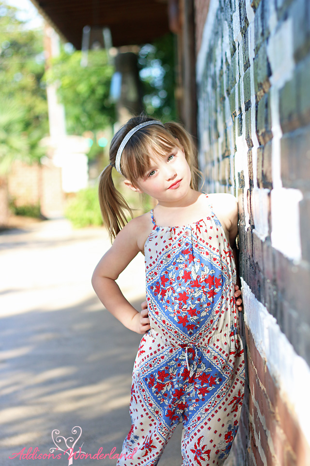 Historic Charm + Little Girls Clothing