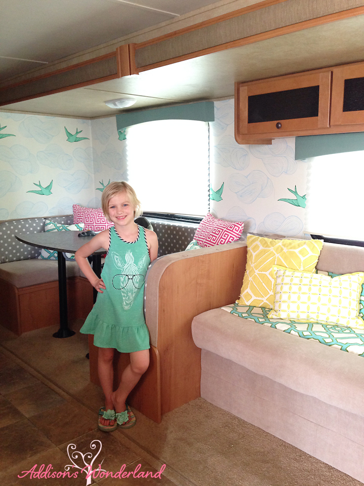 Our Camper Renovation Remodel 7